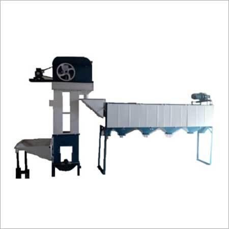 Automatic Raw Cashew Grading Machine