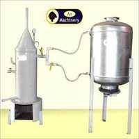 Cashew Nut Steam Boiler 60 Kg