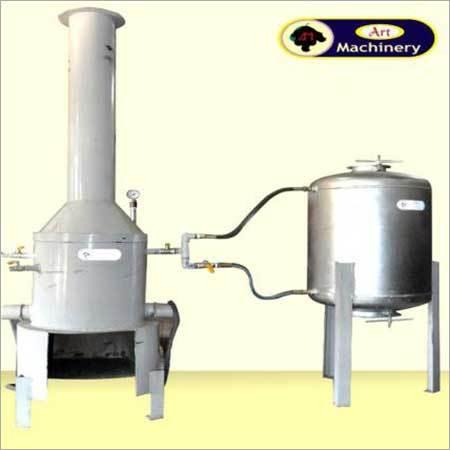 Cashew Steam Boiler