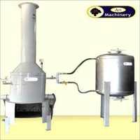 Cashew Nut Steam Boiler 80 Kg