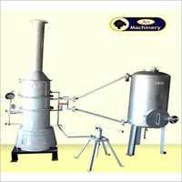 Cashew Nut Steam Boiler 160 Kg