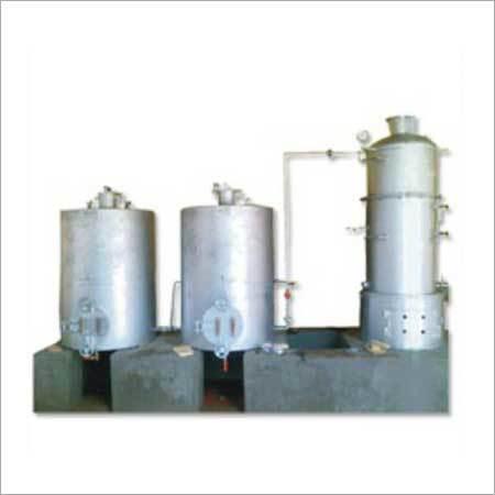 Cashew Nut Steam Boiler 640 Kg