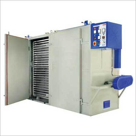 Cashew Nut Tray Dryer 250 Kg