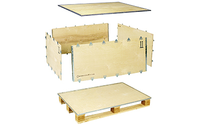 NailLess Packaging Box