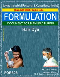Hair Dye Formulation
