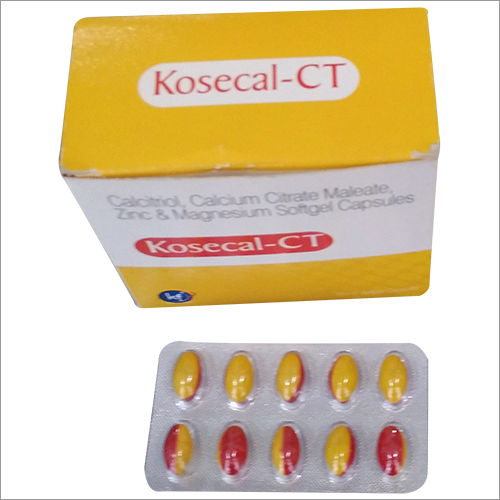CALCIUM+CITRATE MALATE, CALCITROL, ZINC & MAGNESIUM TABLET