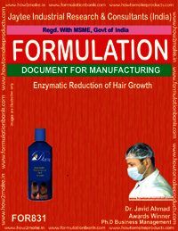 Enzymatic Reduction of Hair Growth