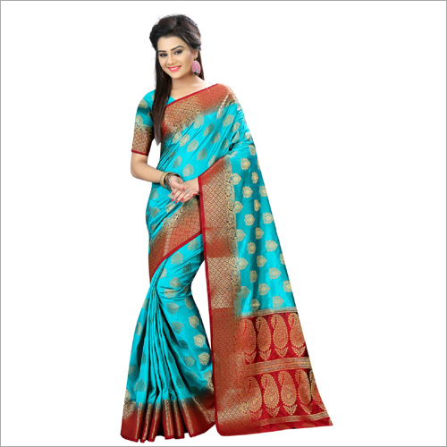 Ladies Lycra Sarees