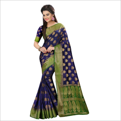 Designer Ladies Silk Saree