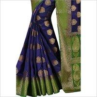 Designer Ladies Silk Saree