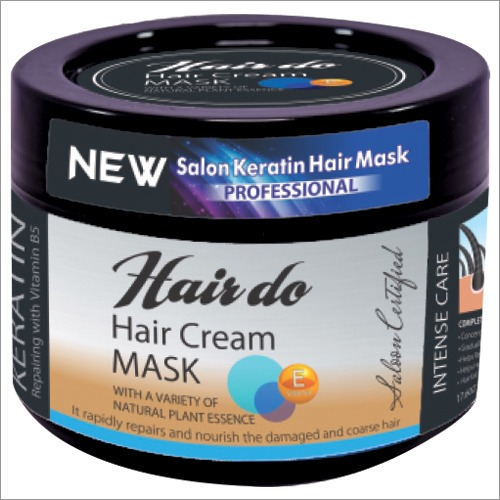Hair Cream Mask