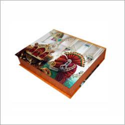 Customized Wedding Card Box