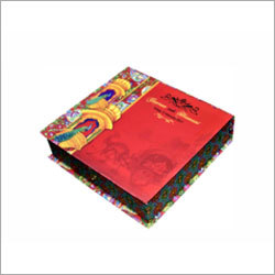 Traditional Wedding Card Box