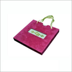Designer Wedding Card Carry Bag
