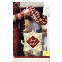 Customized Wedding Card