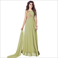 Anarkali Salwar Suit-Gown