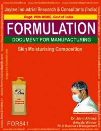 Skin Moisturising Composition