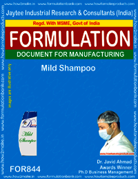 Mild Shampoo