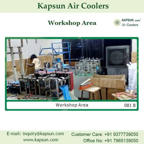 Industrial Commercial Air Cooler used For Workshop Area