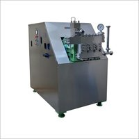Milk Homogenizer - 3000 LPH Hydraulic