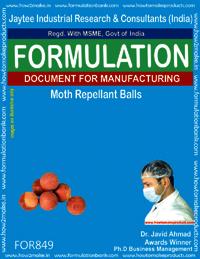 Moth Repellant Balls