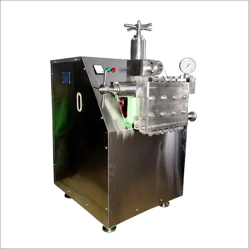 Ice Cream Homogenizer - 1000 LPH