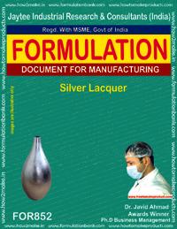 Silver Lacquer