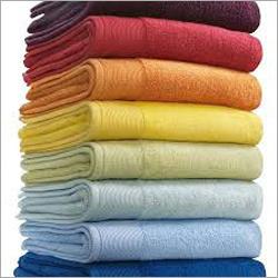 Colorful Cotton Towels