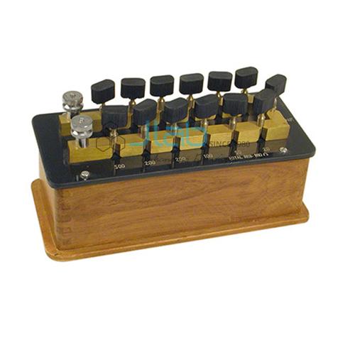 Resistance Box Plug Type (Superior Type)