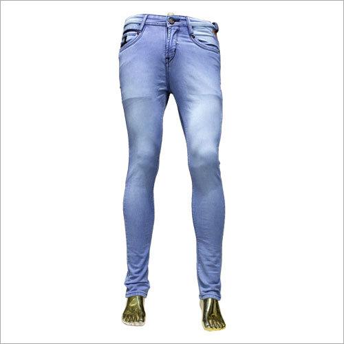 Mens Stonewash Jeans