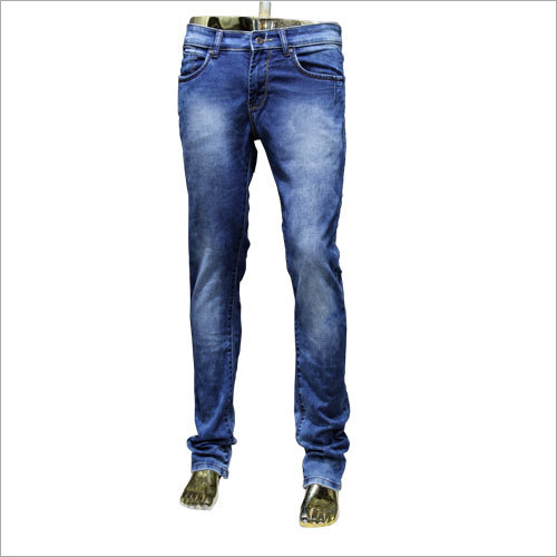 Mens Denim Skinny Jeans