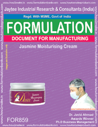 Jasmine Moisturising Cream