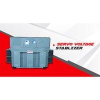 3 Phase Variac Type Servo Stabilizer - Air Cooled<