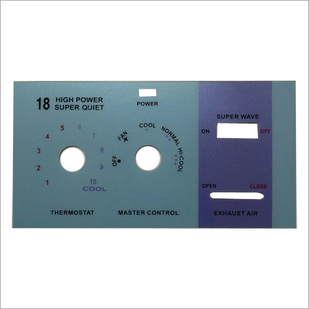 Polycarbonate Sticker