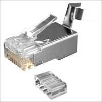Cat6A - Cat8 Modular Plug