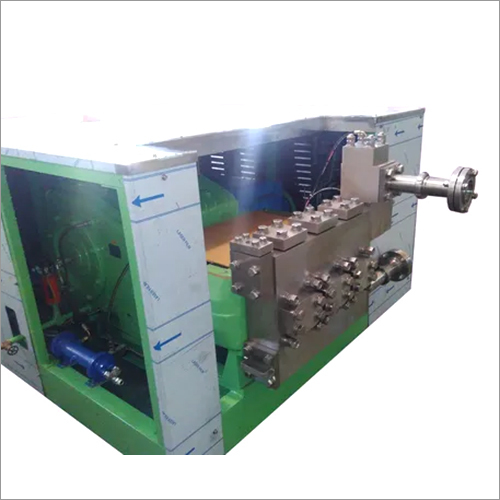Grease Homogenizer - 10 KLPH Capacity