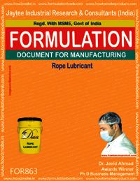 Rope Lubricant