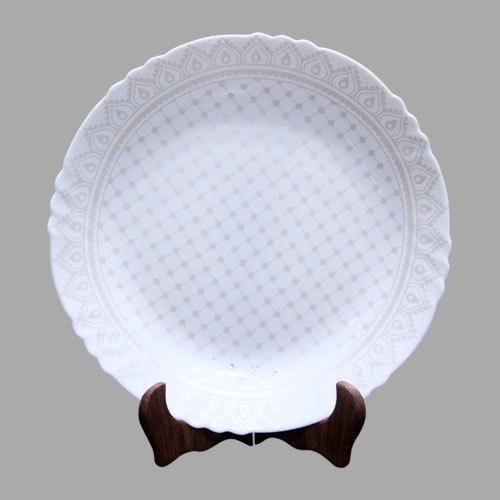 Ceramic Round Plate Printing Services