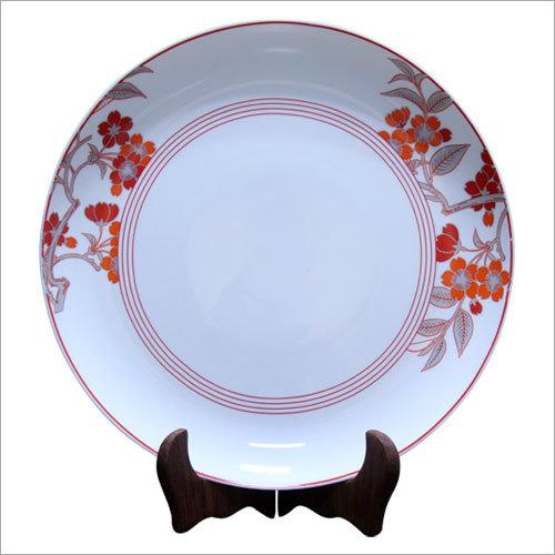 Printed Ceramic Plate