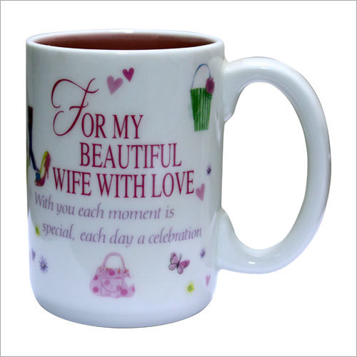 Personalized Printed Mug