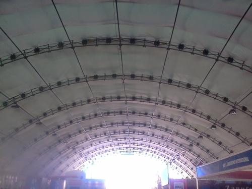 Semi Round Dome