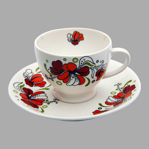 Classic Cup Saucer Printing Services