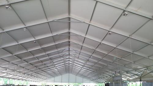 Aluminium Hangar