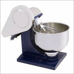 Commercial-Large Stainless Steel Dough Kneader