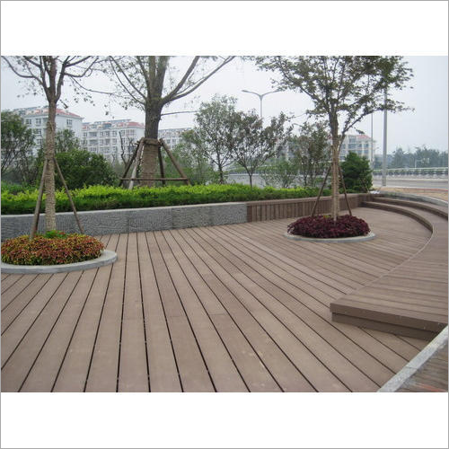 WPC Outdoor Flooring