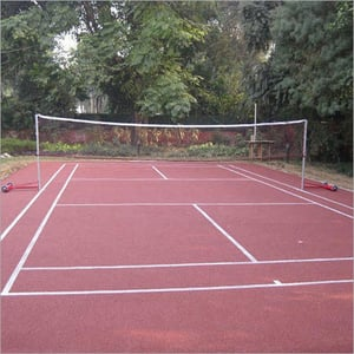 Badminton Surface Construction Services