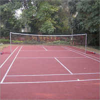 Badminton Surface Construction Services