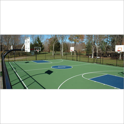 Basketball Court Construction Services