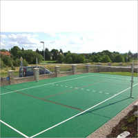 Multi Purpose Court Construction