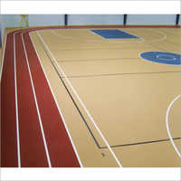 Basketball Wooden Flooring